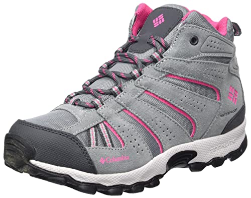 Columbia Youth North Plains Mid Waterproof, Zapatillas de Senderismo para Niñas: Amazon.es: Zapatos y complementos