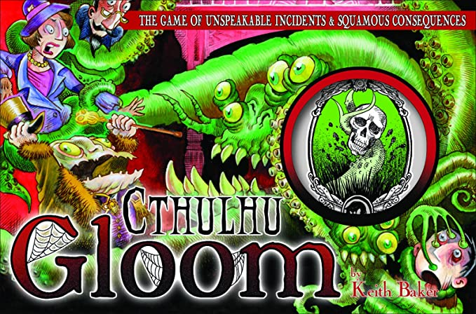 Amazon.com: Cthulhu Gloom: Keith Baker, Todd Remick: Toys ...