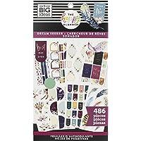Me & My Big Ideas PPSV-159-3048 Happy Planner Stickers Seek, Dream Seeker, 486 stuks