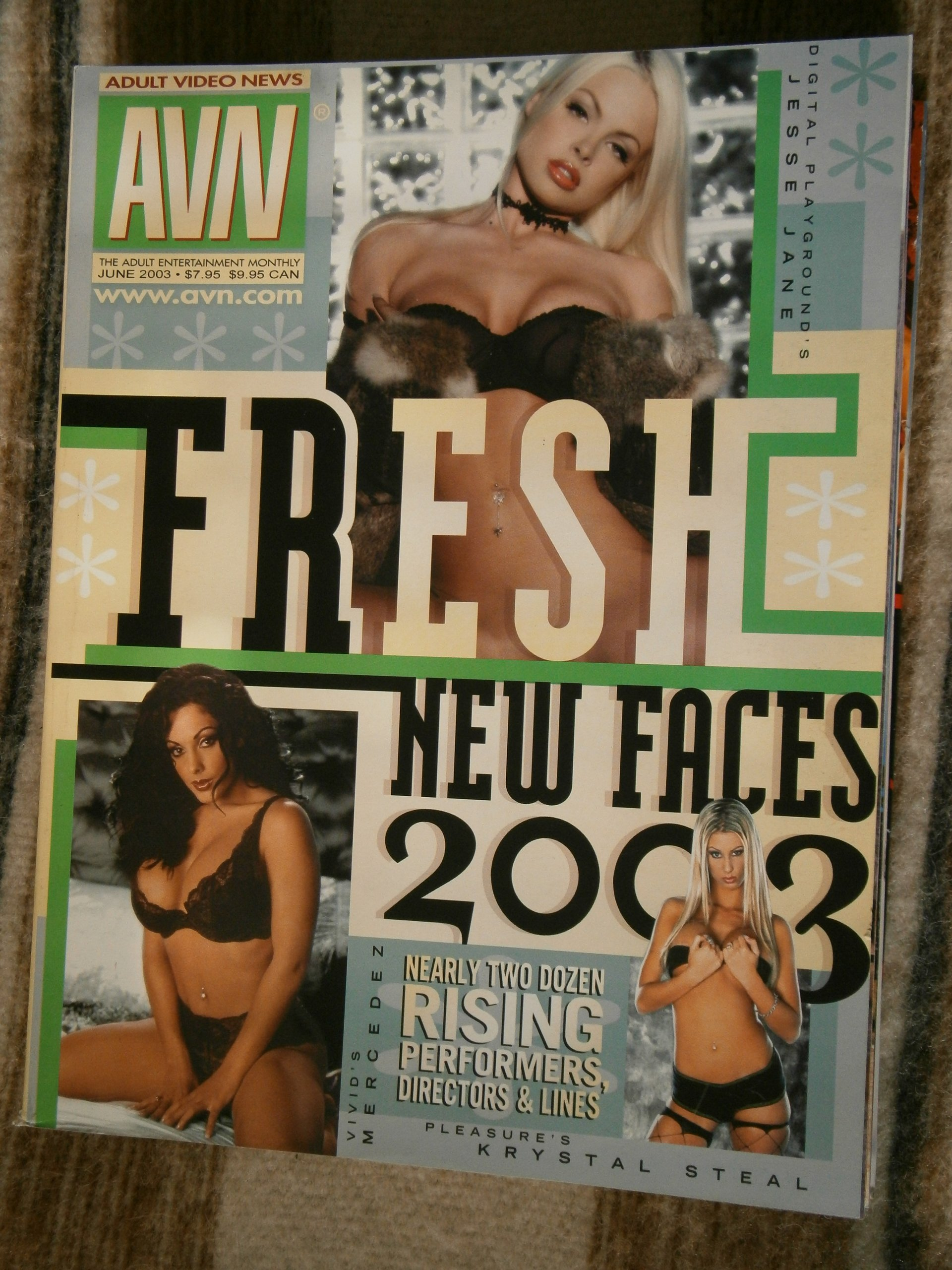 Fresh faces erotic