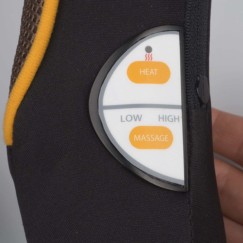Medisana NM 865 - Masajeador de cuello vibratorio, masaje profundo en el área del cuello y los hombros: Amazon.es: Salud y cuidado personal