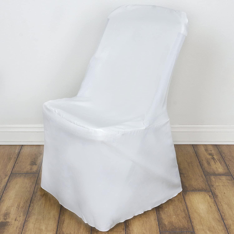 balsacircle 1 pc vida cubierta de la silla de poliéster ...