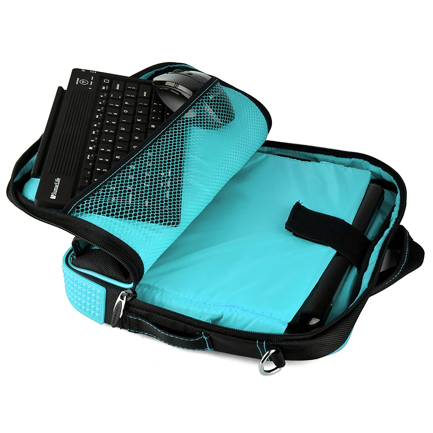 Pindar Laptop Shoulder Bag Case for Lenovo 13.3 to 14 inch Laptops