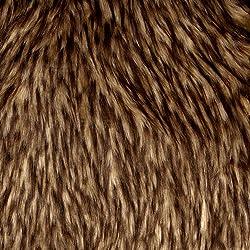 Shannon Luxury Faux Fur Falcon Beige/Brown
