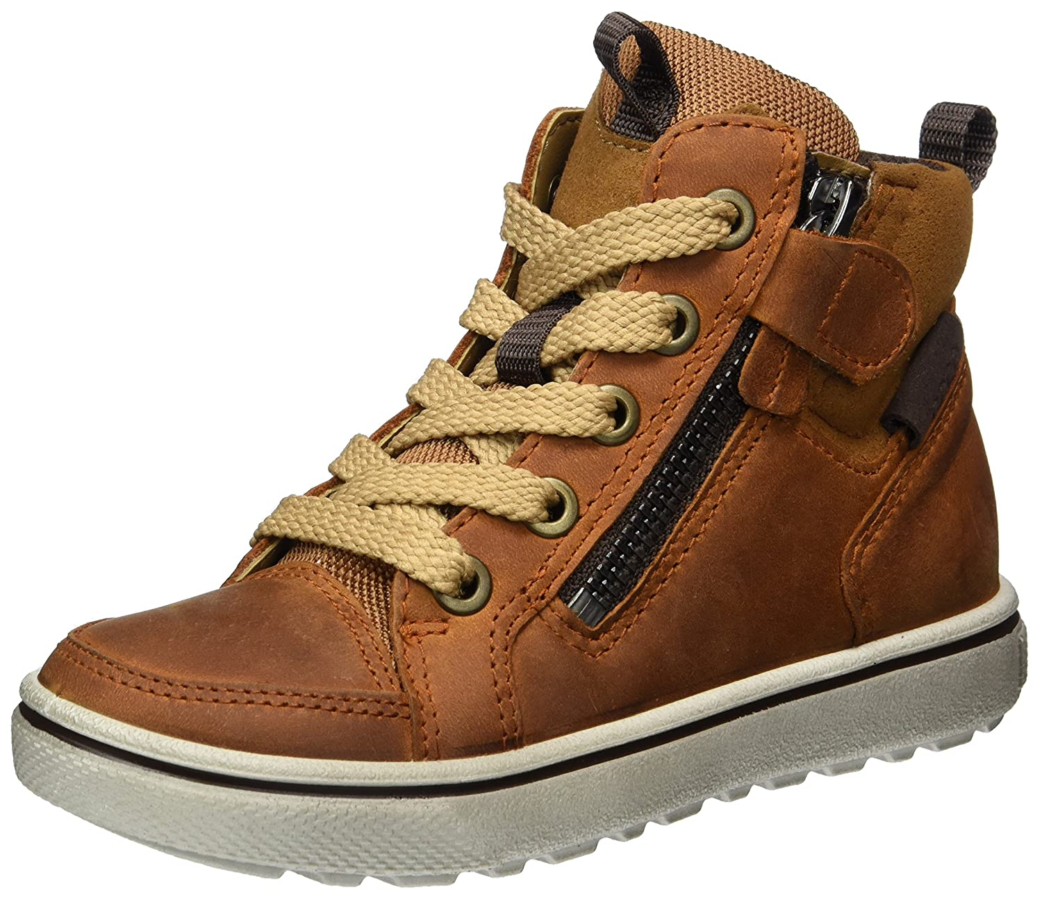 29537f83730 ECCO Boys' Glyder Hi-Top Trainers: Amazon.co.uk: Shoes & Bags