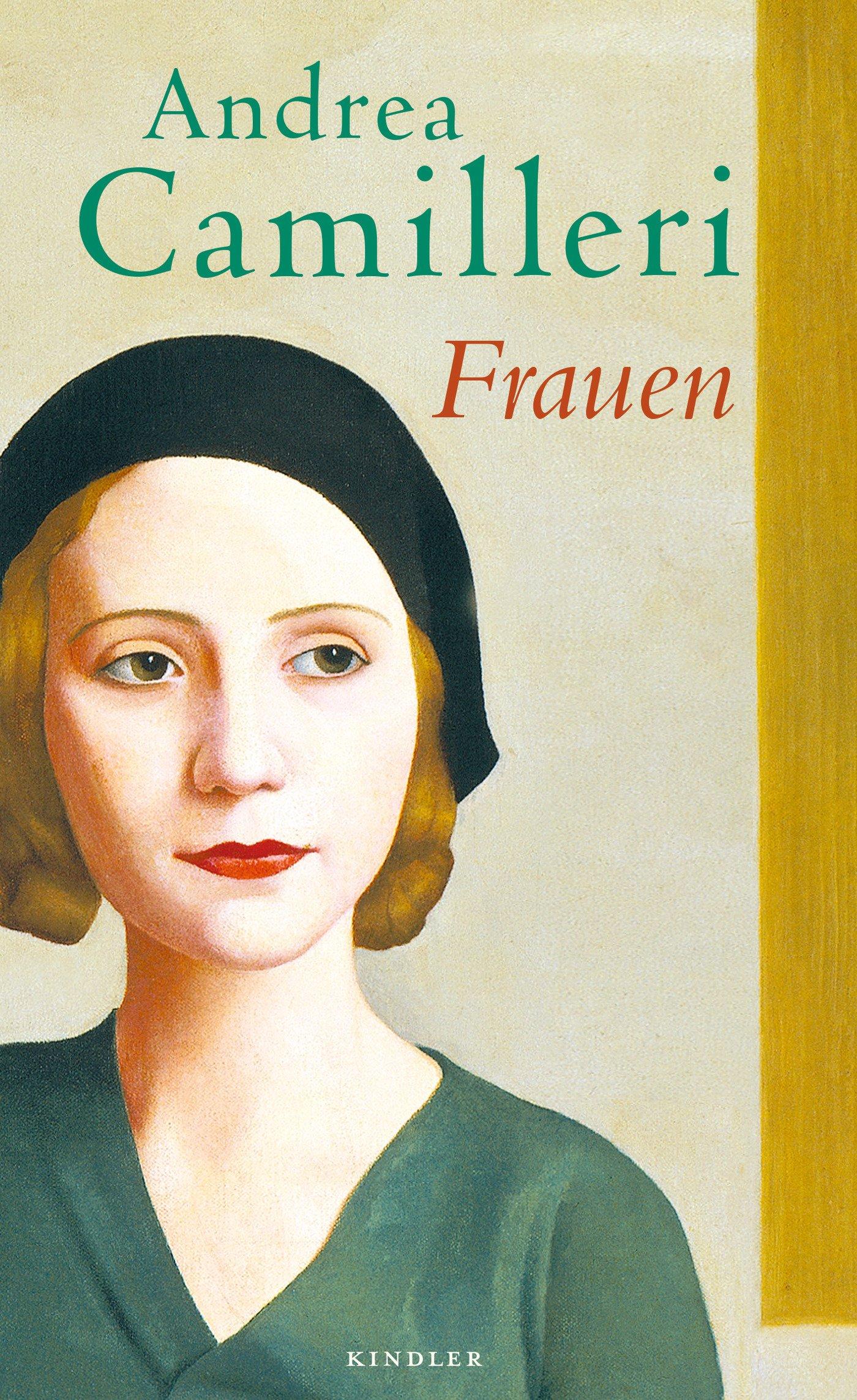 Frauen Amazonde Andrea Camilleri Annette Kopetzki Bücher