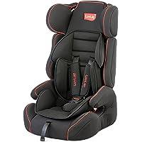 Luvlap Comfy Baby Car Seat (Black)