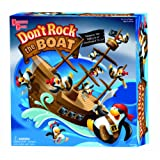 (Pack of 1, Brown) - University Games Don't Rock The Boat