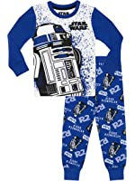 Star Wars Boys R2D2 Pajamas