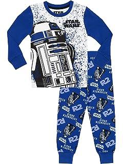 star wars boys r2d2 pajamas