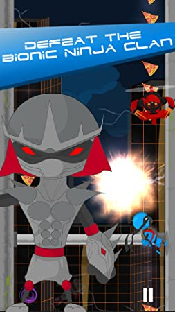 Amazon.com: Mutant Turtle vs Bionic Ninja: Appstore for Android