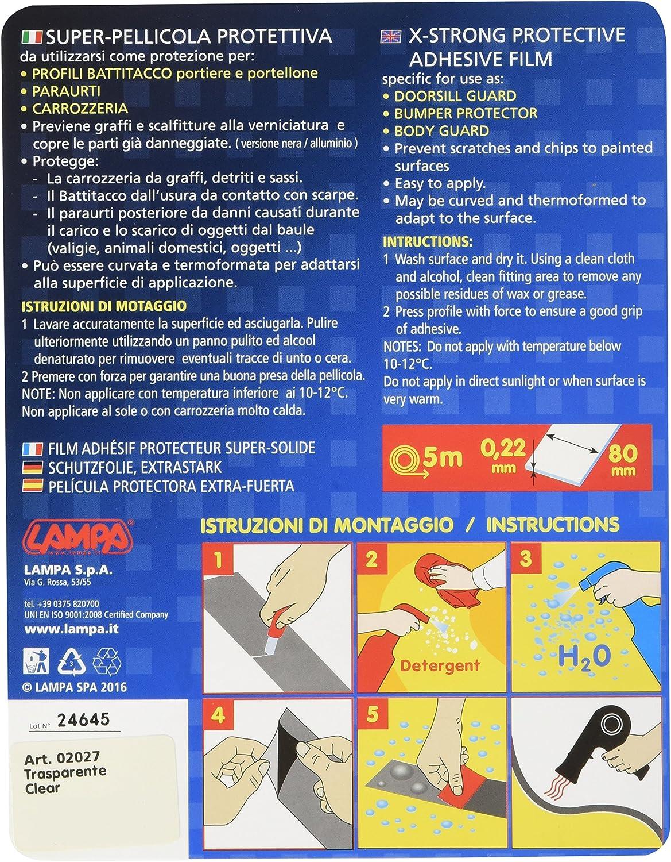 Lampa 02027 Super Schutzfolie Auto