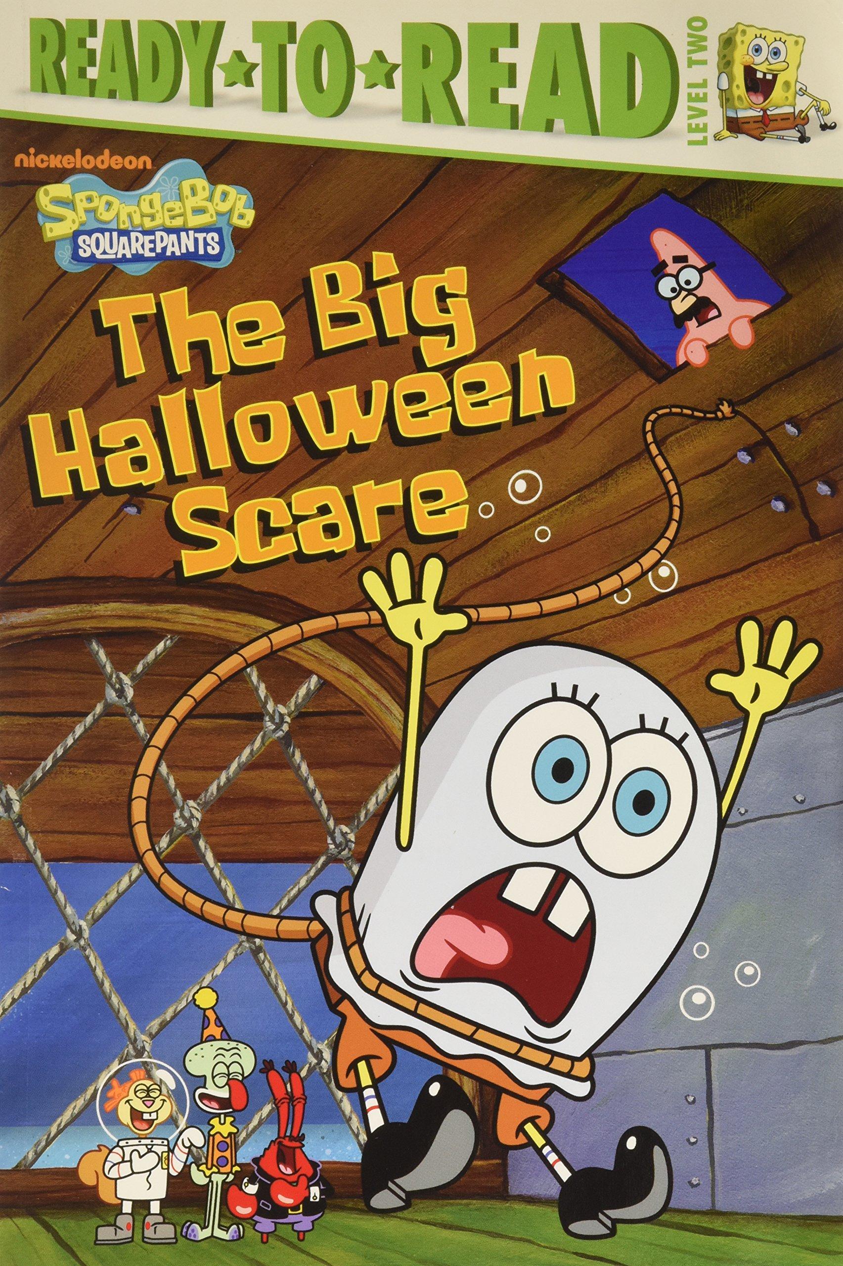 SpongeBob Squarepants: The Big Halloween Scare PDF