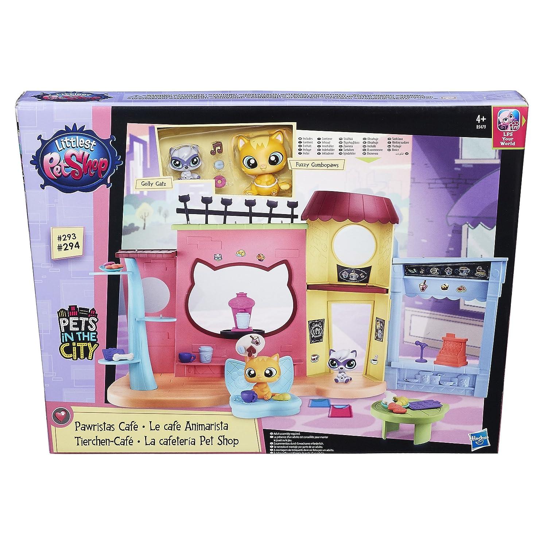 Littlest Pet Shop Pawristas Cafe Toy Hasbro B5479EU40