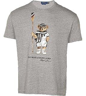 Ralph Custom Limted Polo At Lauren Fit Shirt Men's Mesh Bear vmN8nwOPy0