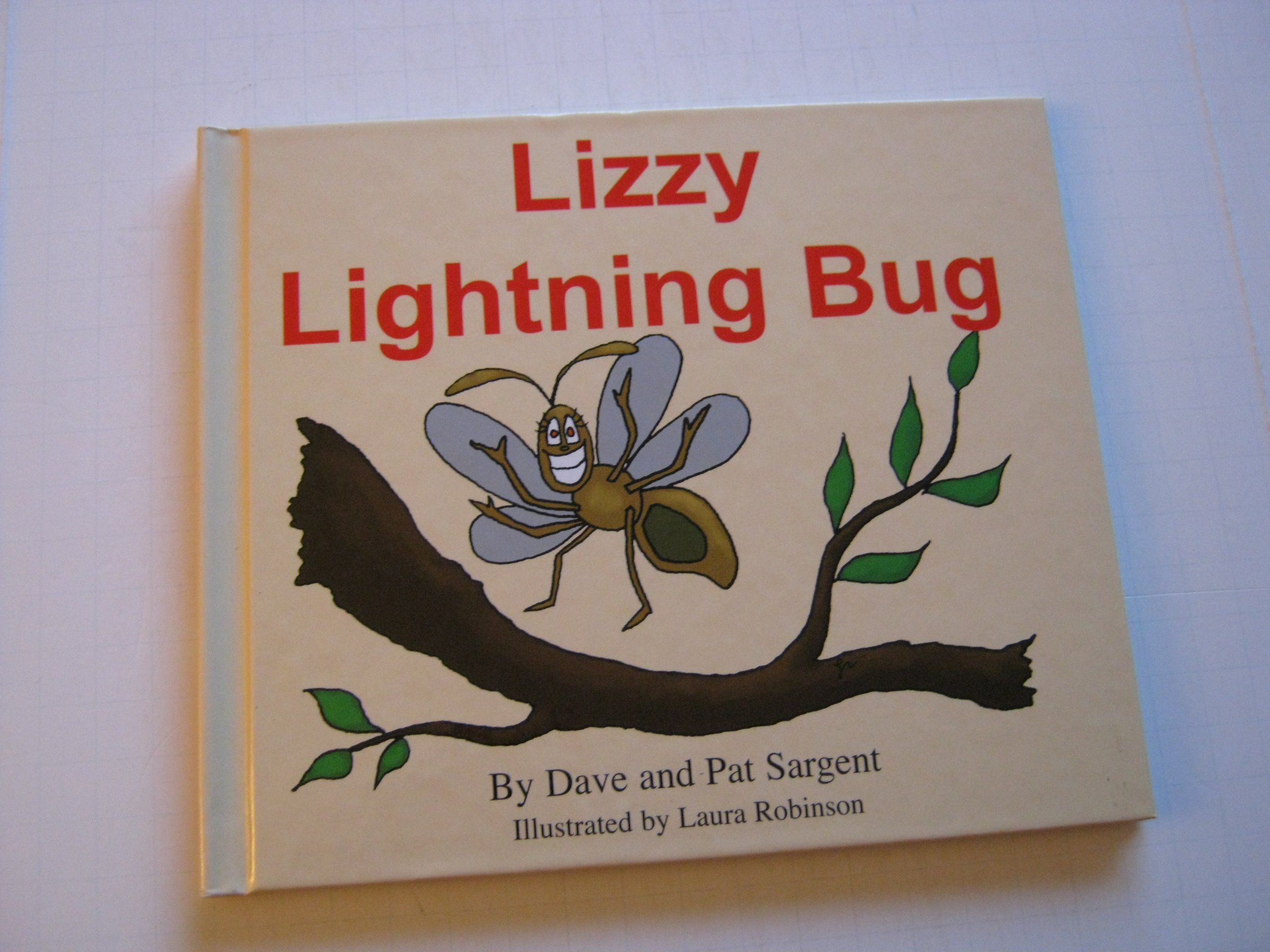 Lizzy Lightning Bug (Learn to Read 1st Grade) PDF