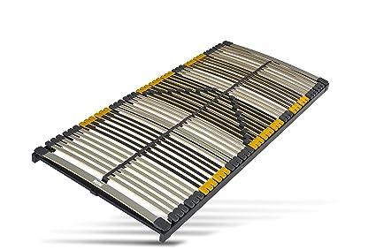 Hilding Sweden Lattenrost 90 X 200 Cm Mit 44 Latten Aus Holz Nicht Verstellbar Fertig Montiert Geeignet Fur Alle Matratzen Hartegrad 9 Fach