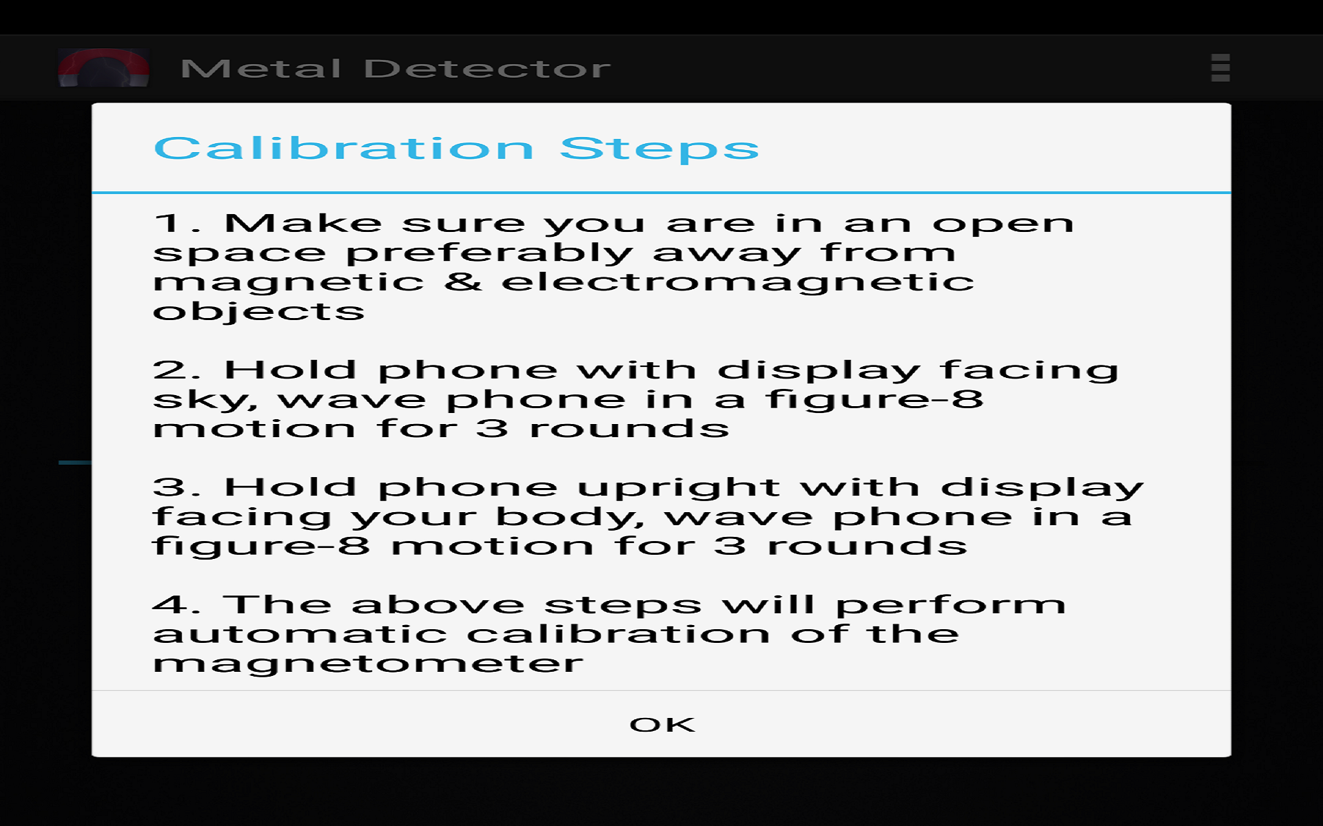 Amazon.com: Metal Detector: Appstore for Android