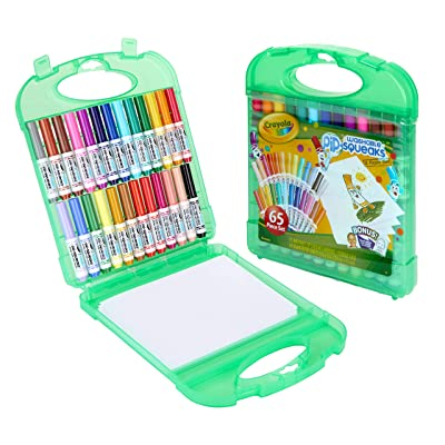 Crayola Pip Squeaks Washable Markers Set, Gift For Kids, Ages 4, 5, 6, 7: Office Products
