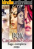 Saga O Caçador de Fadas: Box Completo com 4 livros (Portuguese Edition)