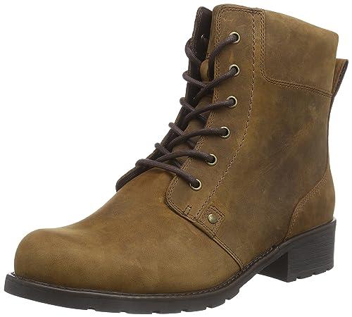 co Amazon Brown UK Women's Clarks Spice Snuff uk 9 Boots Orinoco 84UZqz