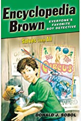 Encyclopedia Brown Solves Them All Kindle Edition