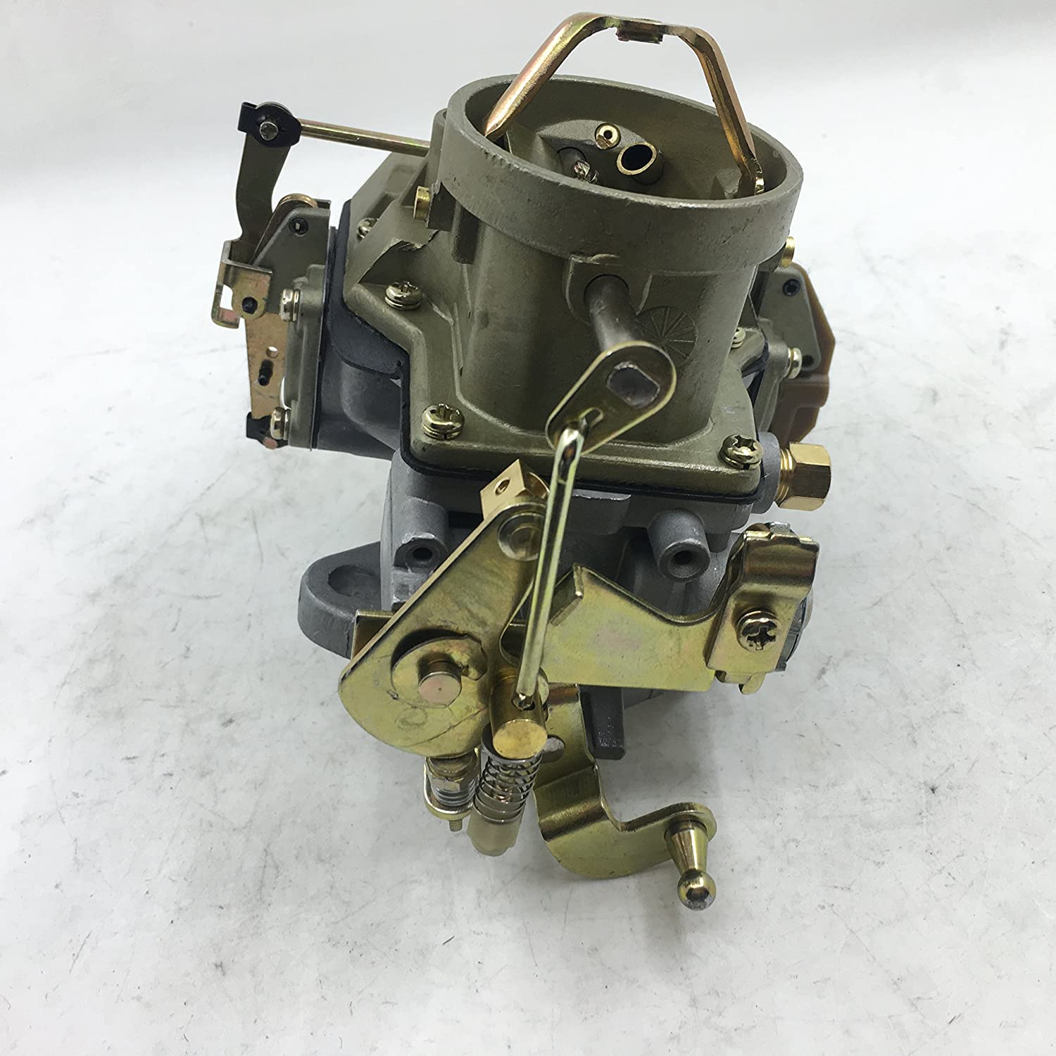 SherryBerg carburettor carb Carburettor replace Autolite 1100 1-Barrel FIT Ford 1963-1967 170 6-Cylinder Carb Hand Manual Choke