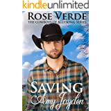 Saving Amy Jayden (The Cowboys of BlueSong Series Book 1)