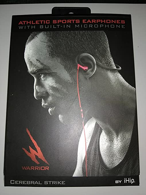 warrior by ihip athletic sports earphones cerebral  ihip headphone with mic wiring diagram #4