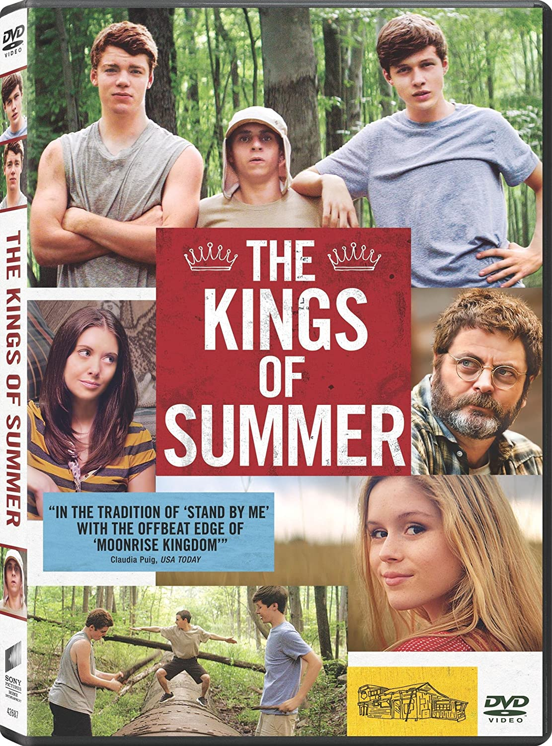 Amazoncom The Kings Of Summer Alison Brie Nick Offerman Mary