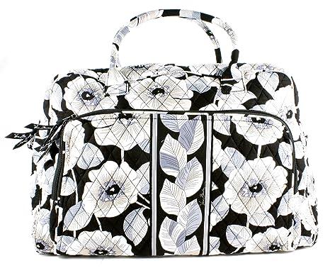 Amazon.com | Vera Bradley Weekender Camellia | Travel Duffels