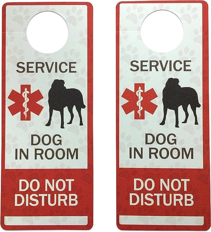 Amazon.com: Service – Colgador para puerta de perro plástico ...