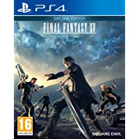 Final Fantasy XV: Day One Edition (PS4)