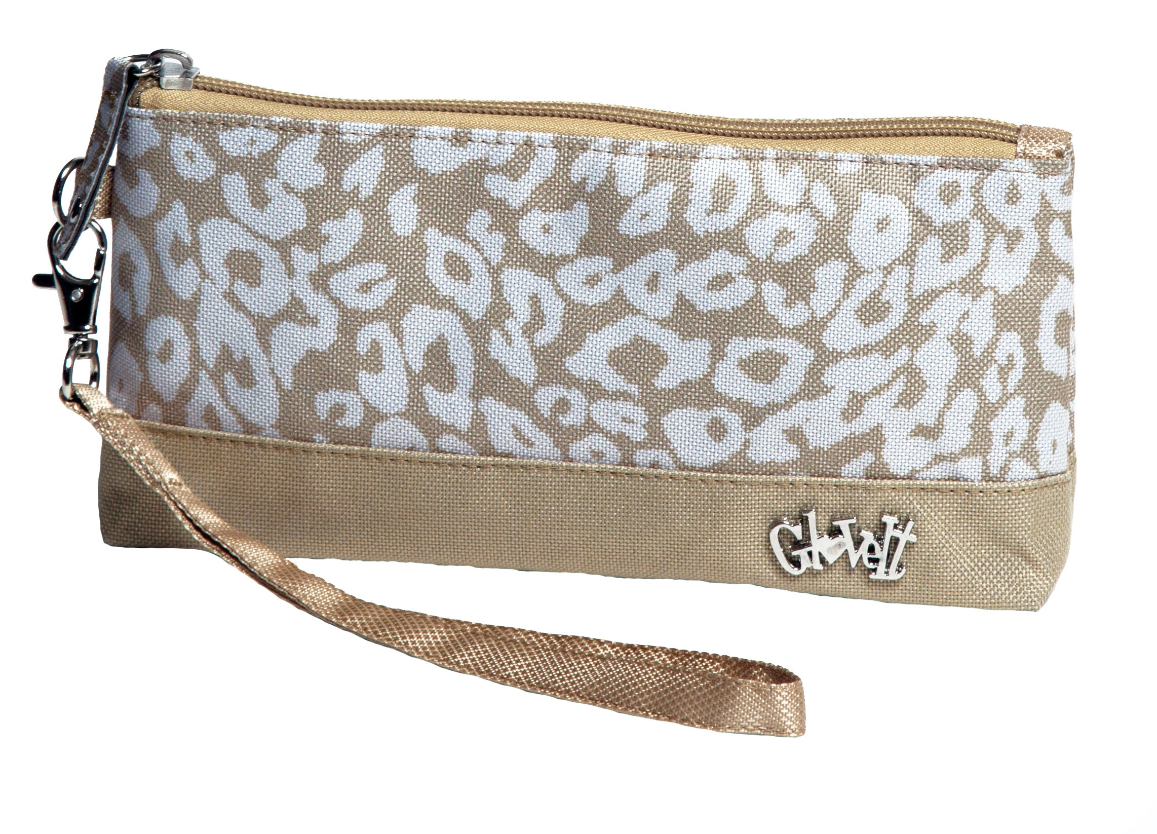 Glove It Women's Uptown Cheetah Wristlet W229