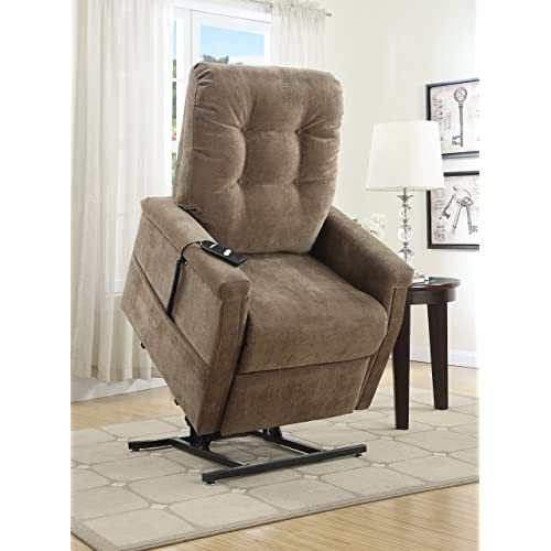 chair lift elderly senior citizen pulaski ds1667016051 montreal coffee fabric lift chairs 315 chair recliners for elderly amazoncom