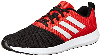brand new b718a a11c6 Adidas Men s Cblack Silvmt Scarle Running Shoes-7 UK India (40.67