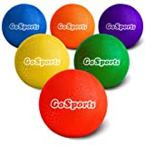 """GoSports 10"""" Playground Ball (Set of 6) with Carry"""