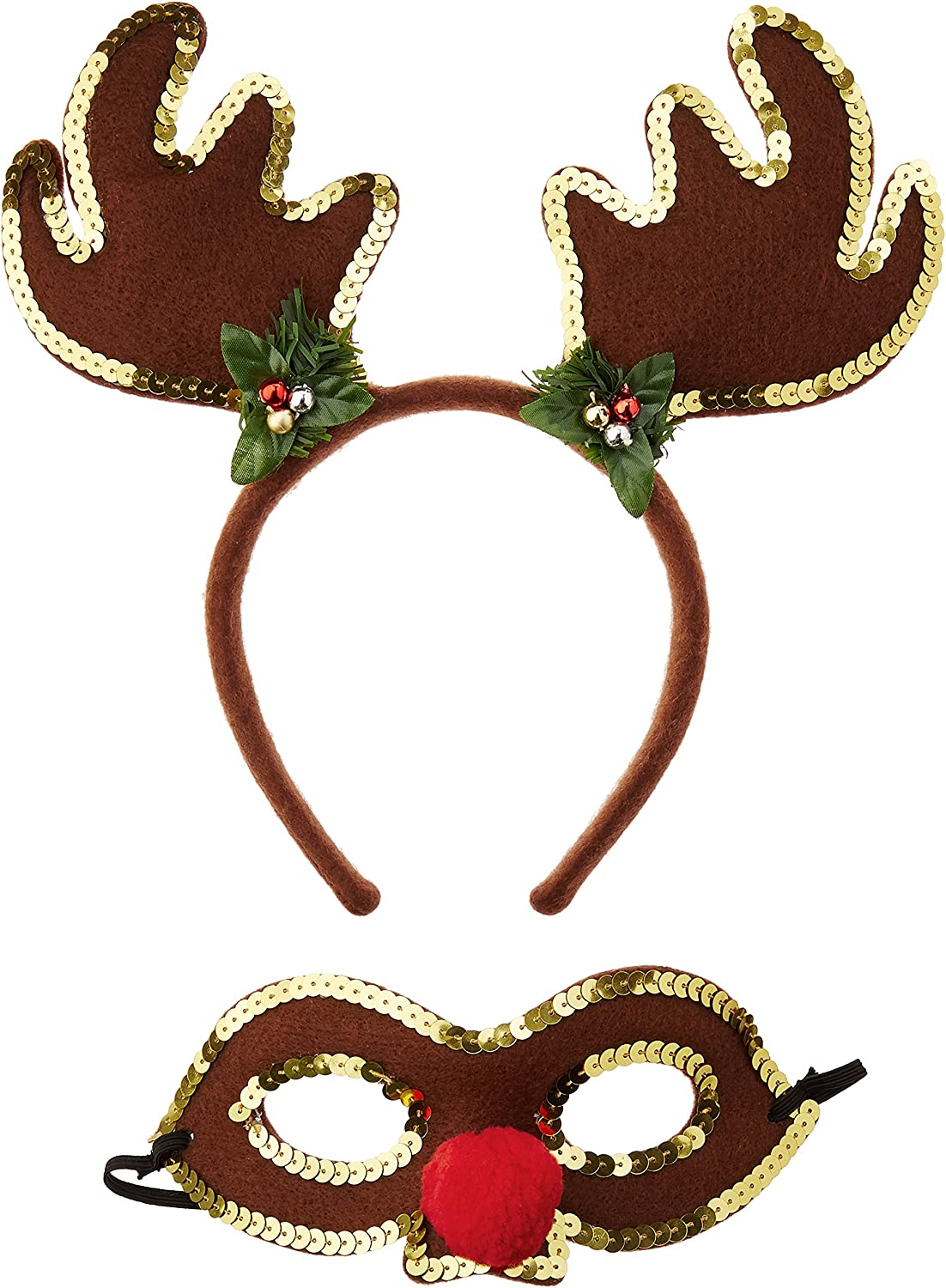 Jacobson Hat Company Halloween Costume Accessory Ladies Deluxe Steampunk Eye Patch