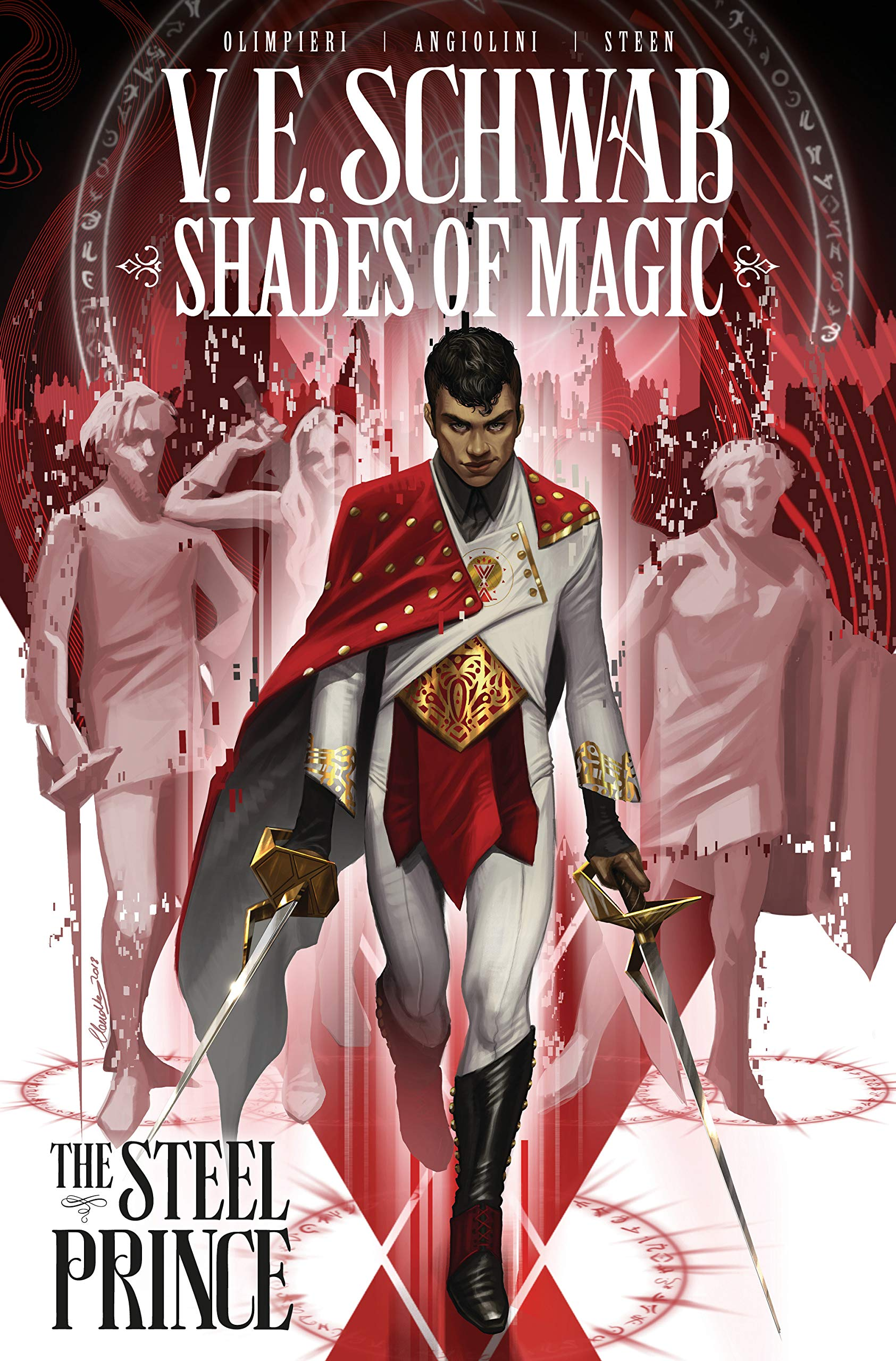 Image result for shades of magic volume 1