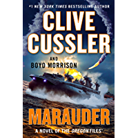 Marauder (The Oregon Files Book 15) book cover