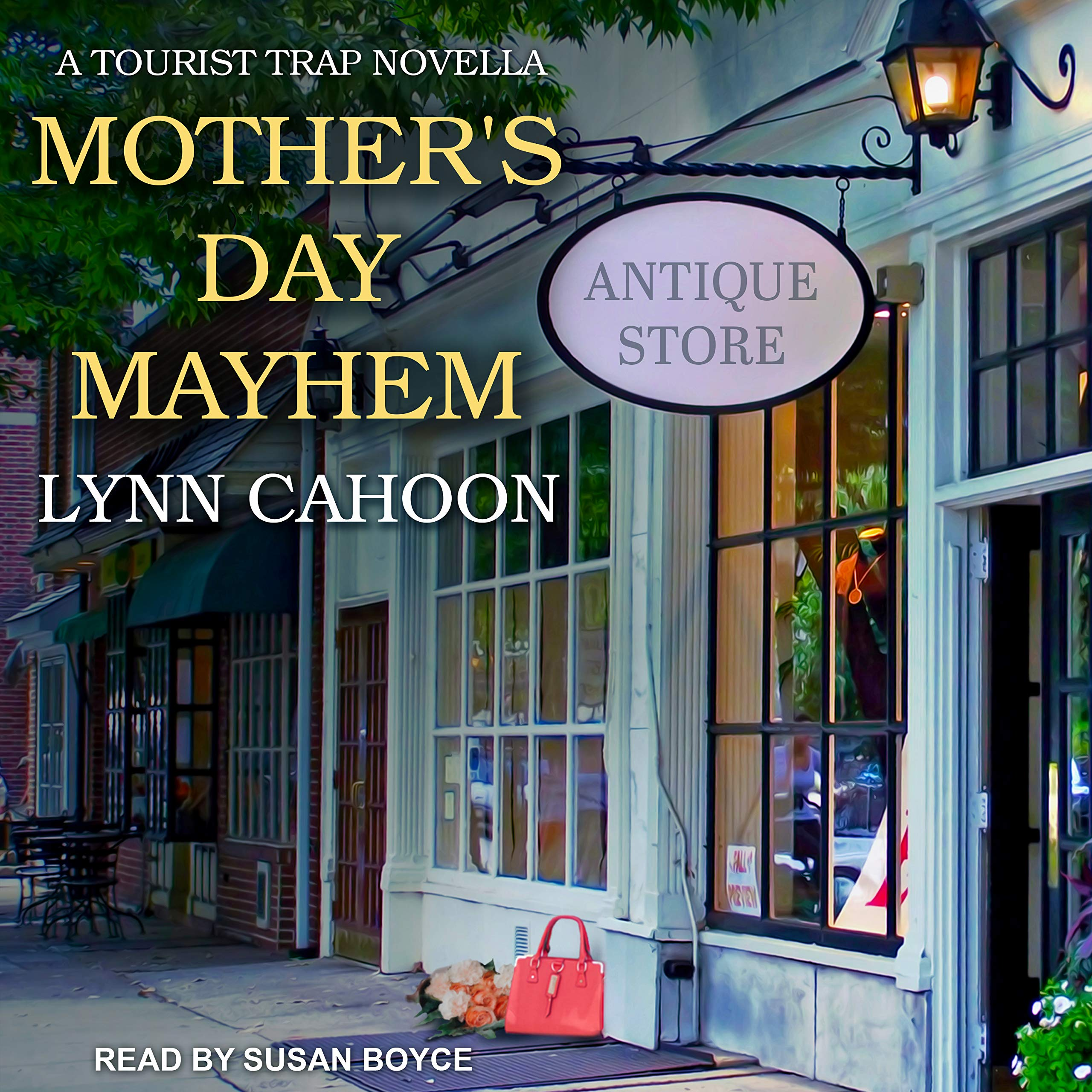 Buy Mother's Day Mayhem (Tourist Trap Mystery) Book Online at Low