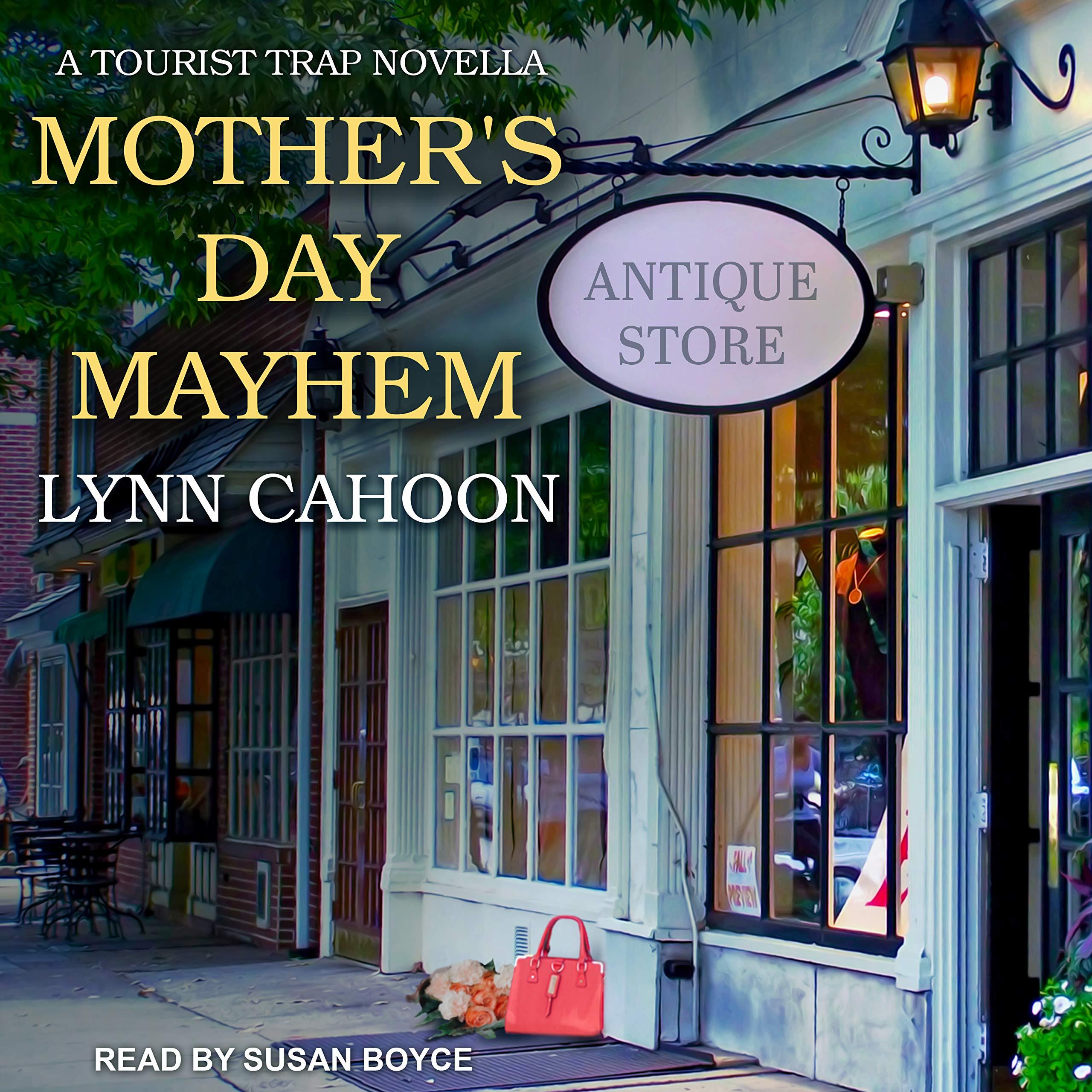 Buy Mother's Day Mayhem (Tourist Trap Mystery) Book Online