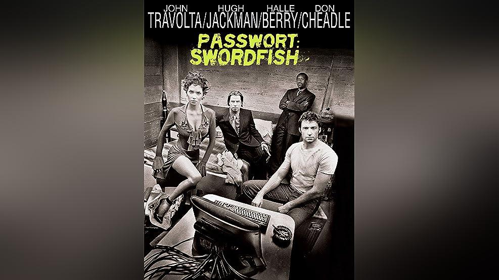 Passwort: Swordfish [dt./OV]