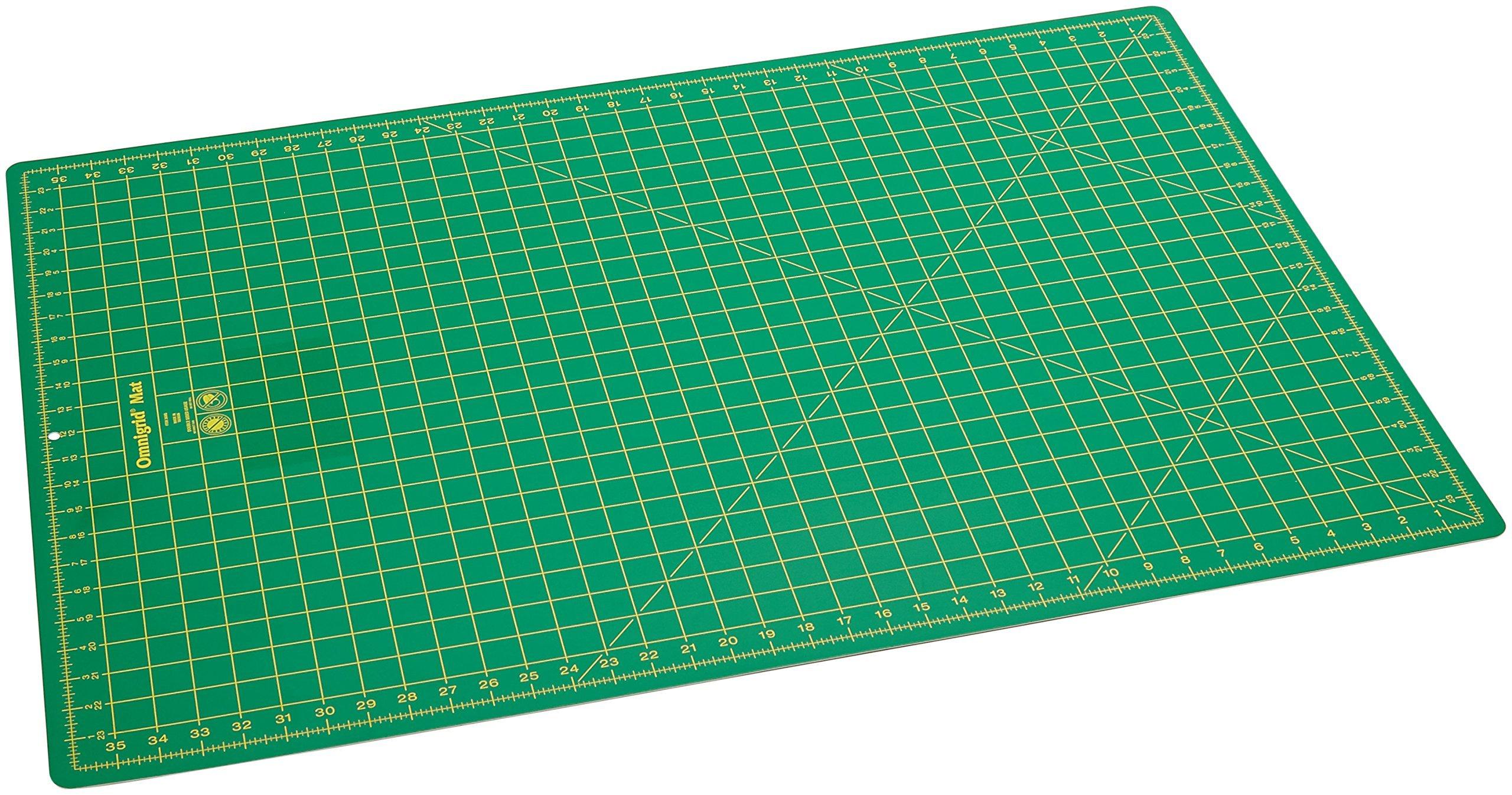 Omnigrid 24-Inch-by-36-Inch Gridded Mat by Omnigrid