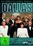 Dallas - Die komplette neunte Staffel [4 DVDs]