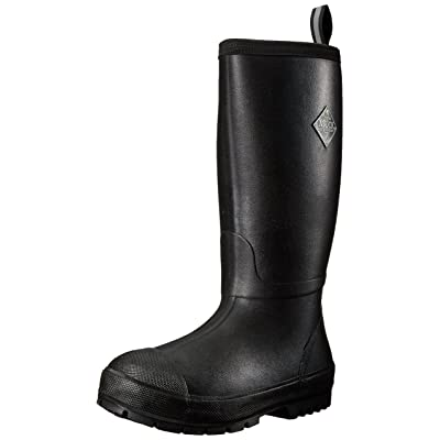 Amazon.com | Muck Boots Chore Oil, Chemical & Slip Resistant Men's Rubber Work Boot | Industrial & Construction Boots
