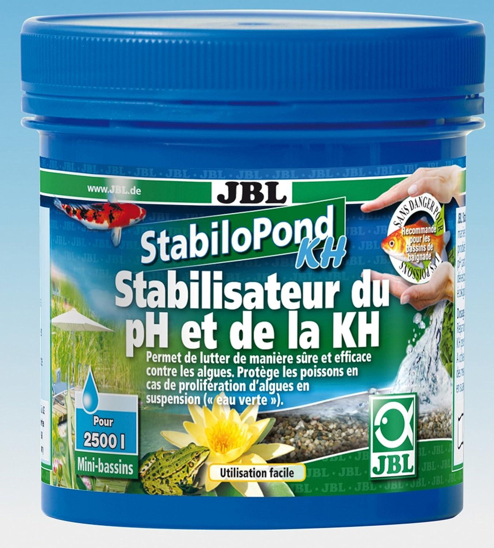 Jbl - Stabilisateur Ph / Kh Bassin Jardin - Stabilopond Kh - 250 G