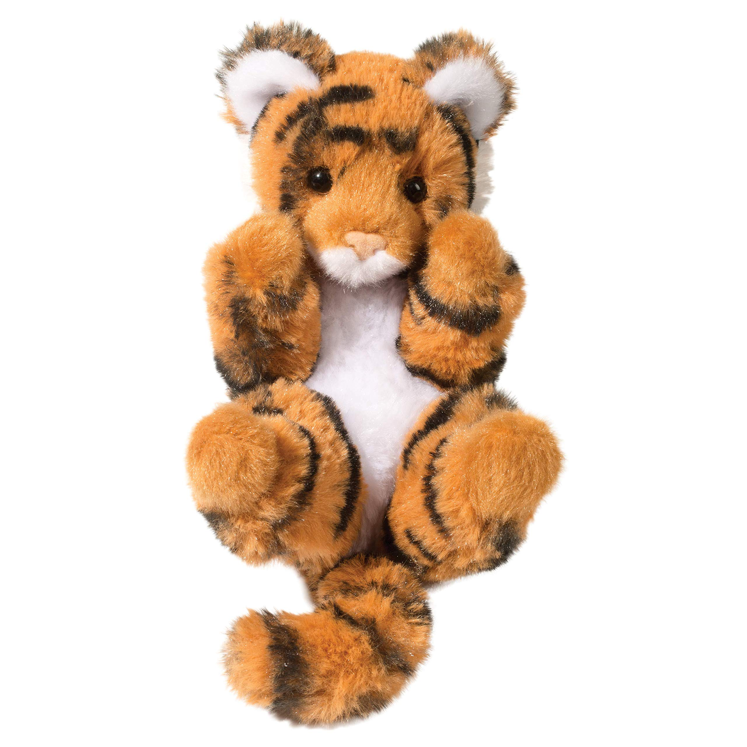 Douglas Tiger Lil' Handful Plush Stuffed Animal