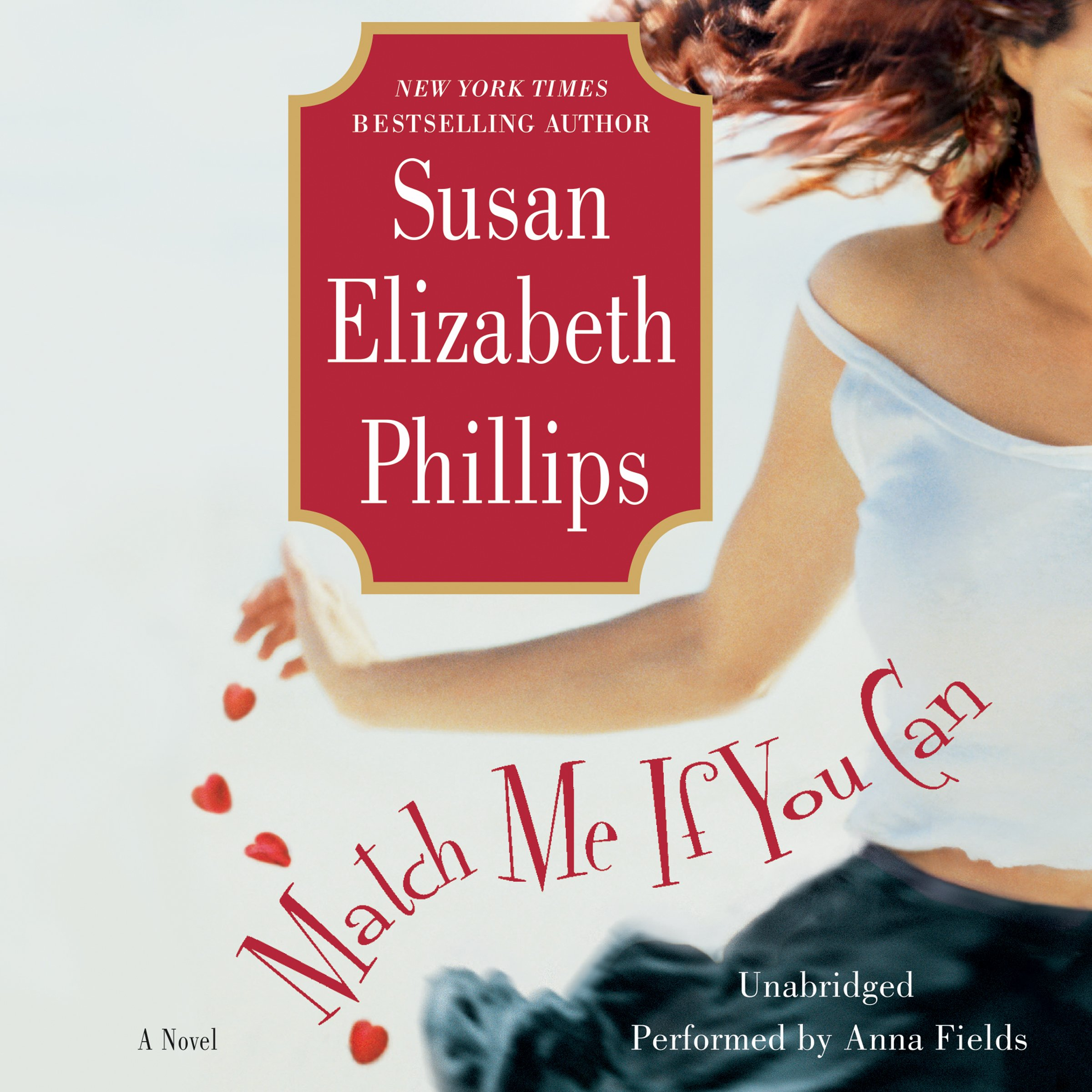 Match Me If You Can (Chicago Stars): Amazon.co.uk: Susan Elizabeth  Phillips, Anna Fields: 9781504708340: Books