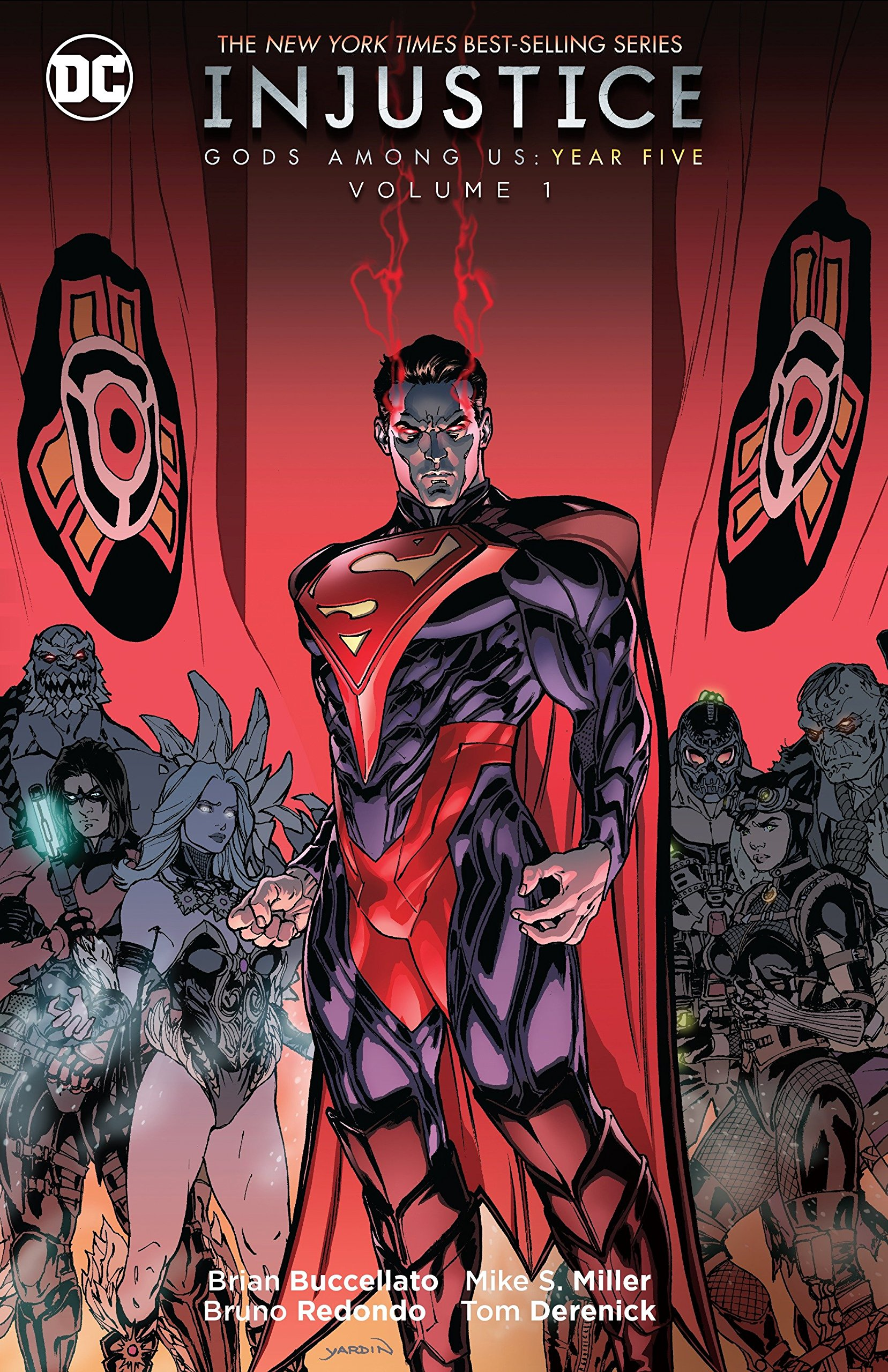 Injustice: Gods Among Us: Year Five Vol. 1 by DC COMICS